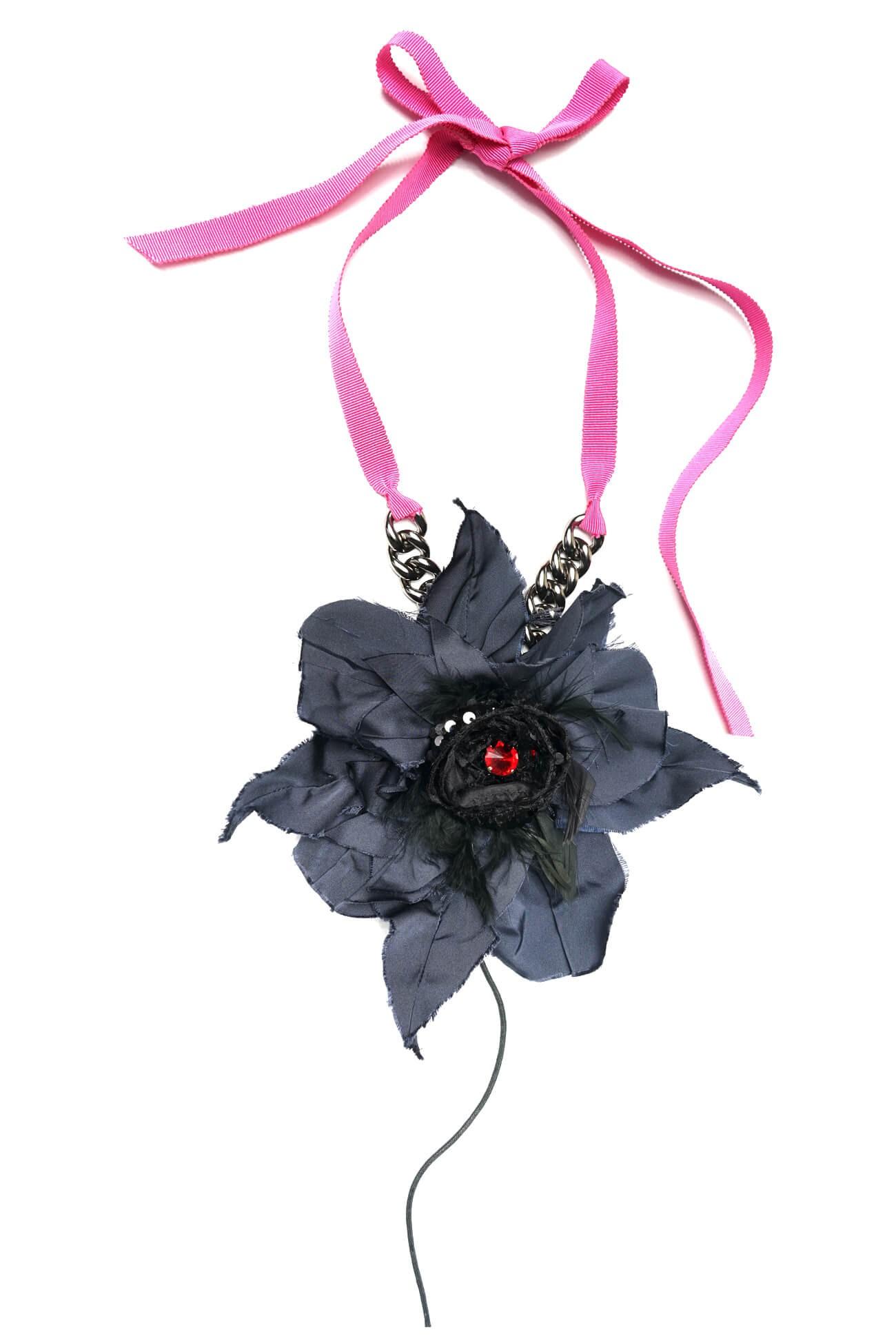colier crizantema