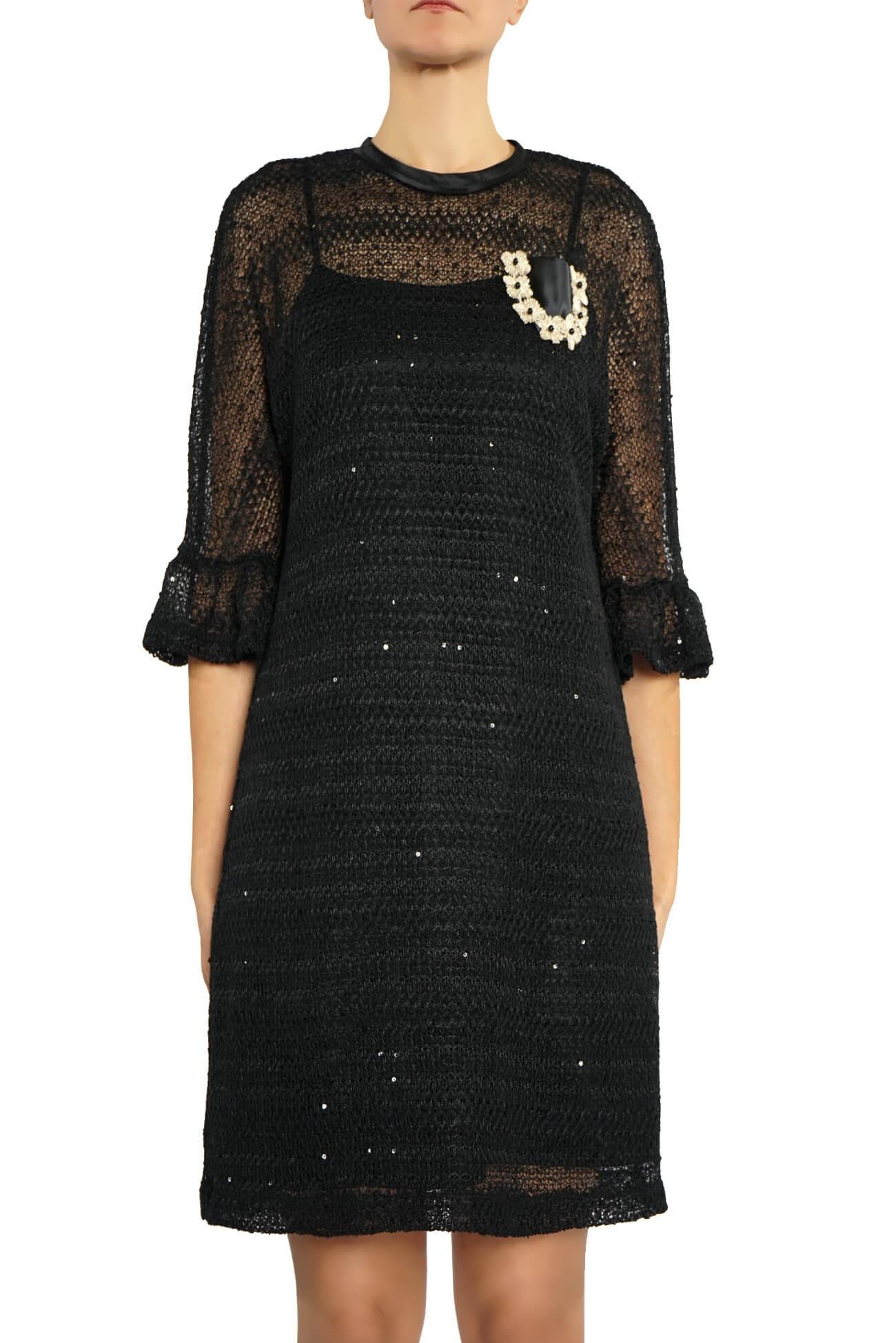 rochie chimono din dantela  (  produs la precomanda  )