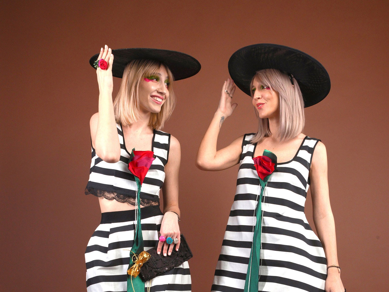 """""""2 x ODAGIU"""" summer campaign"""