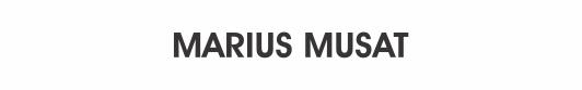 MARIUS MUSAT F/W 20 WINDOWS